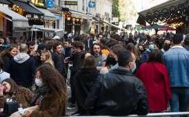 Terbukti Populer! Paris Akan Pertahankan Teras Kafe Era Covid