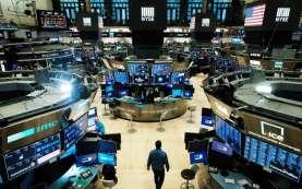 Wall Street Dibuka Bervariasi, Investor Cenderung Hati-hati