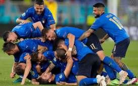 Euro 2020, Pelatih Swiss: Italia Memainkan Sepak Bola yang Hebat