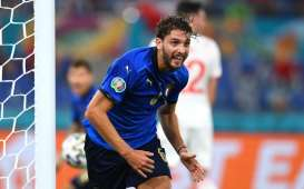 Cetak 2 Gol dan Jadi Pemain Terbaik, Locatelli: Tim Italia Luar Biasa