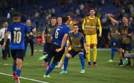Matchday II Euro 2020: Hasil Pertandingan Lengkap dan Klasemen Grup A
