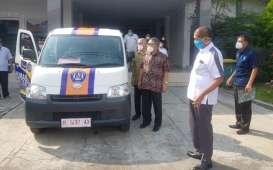 Bank Jateng Serahkan Bantuan Mobil untuk Universitas Pancasakti Tegal