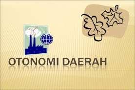 20 Tahun Otonomi Daerah, KPPOD Bilang Pelaksanaannya Belum Solid