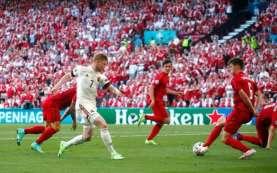Dua Kali Kalah, Pelatih Denmark: Kami Belum Selesai di Euro 2020