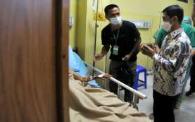 Ruang Isolasi Covid-19 di Rumah Sakit Bali Terisi 14 Persen