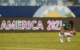 Hasil Copa America, Cile Hajar Bolivia, Lewati Argentina di Klasemen