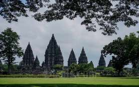 Candi Prambanan Tutup, Malioboro Sweeping Wisatawan dari Zona Merah