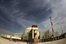 Satu-Satunya Pembangkit Listrik Tenaga Nuklir Iran Ditutup