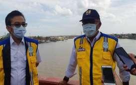 Kabel Jembatan Musi IV Palembang Kembali Dicuri, Negara Rugi Rp200 Juta