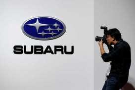 Krisis Cip, Subaru Setop Produksi di Jepang