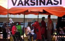 Sasar 5.000 Vaksinasi, Pemkab Bandung Prioritaskan Karyawan Pabrik