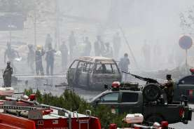 AS Tarik Pasukan, Taliban Rebut Lagi Puluhan Distrik di Afghanistan