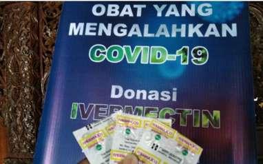 Heboh Ivermectin, Epidemiolog: Belum Ada Temuan Obat Covid-19
