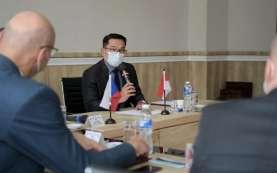 Jabar Ajak Republik Ceko Bangun SPAM dan LRT Bandung Raya