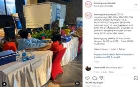 Daftar Mall di DKI Jakarta yang Gelar Vaksinasi Covid-19, Cek Syaratnya!