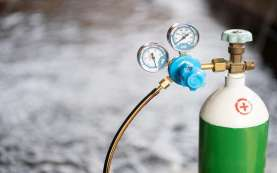 Kasus Covid-19 Naik, Permintaan Gas Oksigen Medis Melunjak
