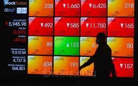 IHSG Terpeleset ke Zona Merah, Asing Lego Saham BMRI, BBCA, EXCL