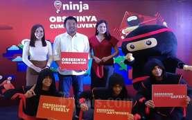 Ninja Xpress: Jakarta dan Sekitarnya Sumbang 26 Persen Pengiriman Nasional