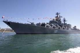 Tegang! Puluhan Pesawat Rusia Kepung Kapal Perang Inggris, Kenapa?