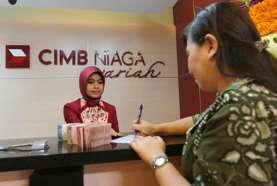 CIMB Niaga Syariah Incar Laba Tumbuh 7 Persen 2021