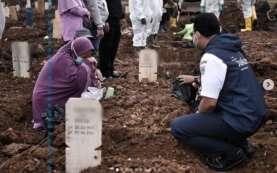 Hari Ini, Kasus Positif Covid-19 di Jakarta Bertambah 6.934 Pasien