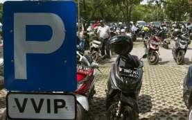 Belum Daftar Ulang Pajak di DKI Bakal Kena Parkir Rp60 Ribu Per Jam