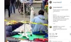 Viral, Video Pasien Covid-19 Menumpuk Sampai Parkiran Rumah Sakit