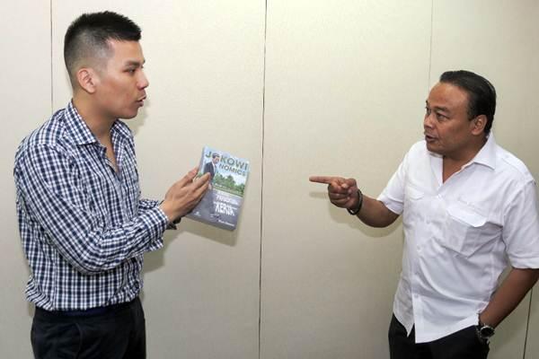 Navya Retail Kunjungi Bisnis Indonesia