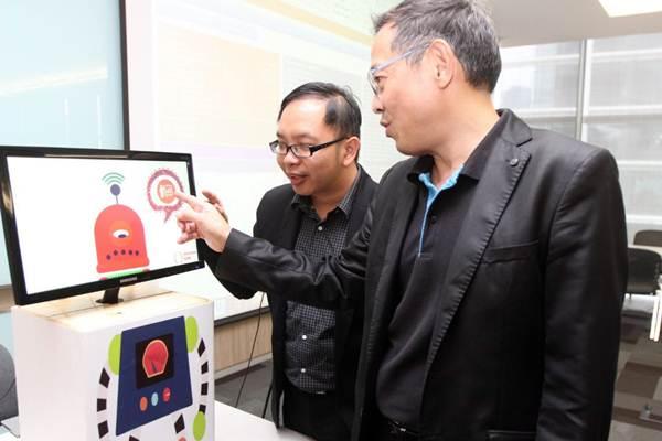 MonsoonSIM Perkenalkan Metode Pengajaran Menggunakan Robot