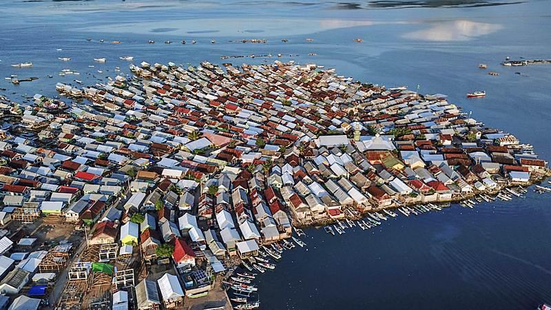 Inilah Pulau Bungin di NTB, Salah Satu Pulau Terpadat di Dunia