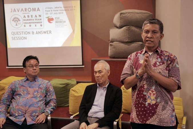Rencana Penyelenggaraan Asean Barista Team Championship 2019