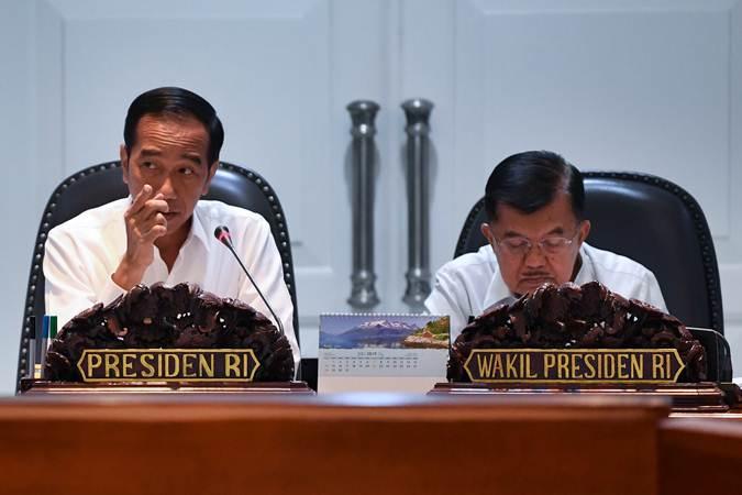 Rapat Kabinet Pengembangan Lima Destinasi Bali Baru