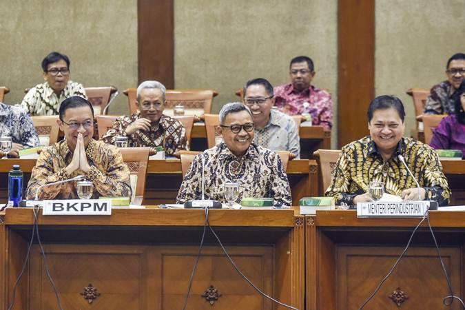 Rapat Laporan Keuangan Pemerintah Pusat