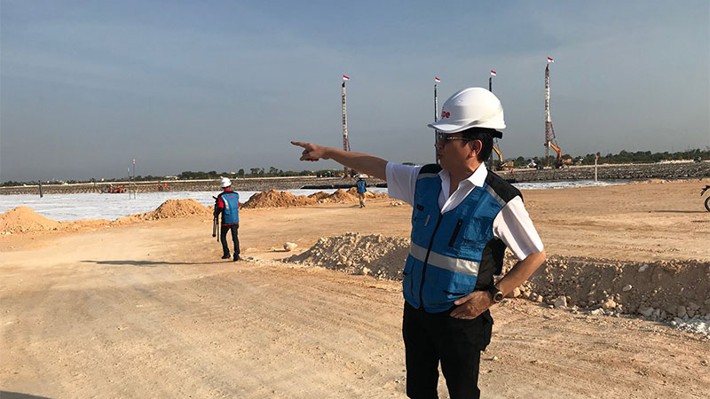 PROYEK SMELTER FREEPORT INDONESIA