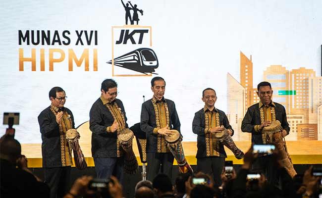 Munas Badan Pengurus Pusat Himpunan Pengusaha Muda Indonesia