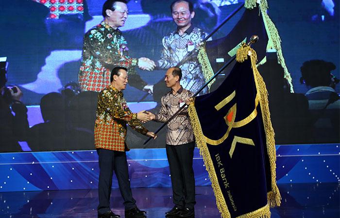 PELUNCURAN IBK BANK INDONESIA