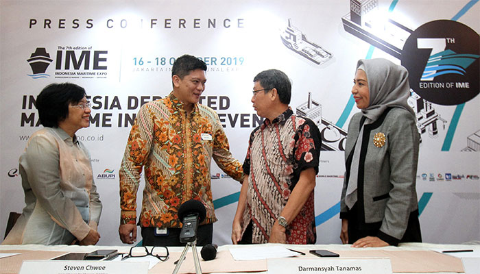 THE 7th EDITION OF INDONESIA MARITIM EXPO