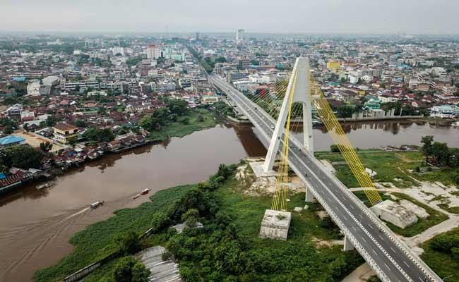 Ekonomi Riau Tumbuh 2,74%