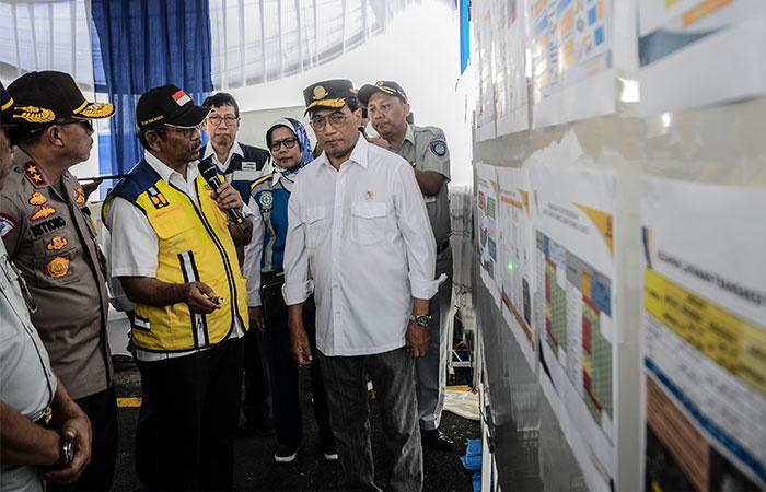 PERSIAPAN OPERASIONAL TOL LAYANG JAKARTA-CIKAMPEK