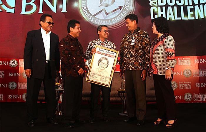 BNI-BISNIS INDONESJA BUSINESS CHALLENGE 2020