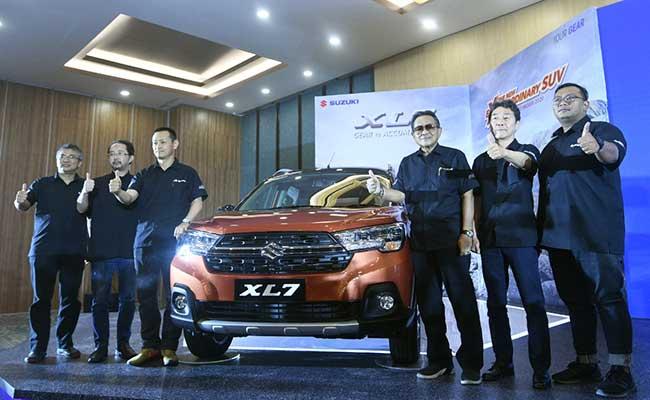 SUZUKI XL7 SIAP MENGASPAL DI INDONESIA