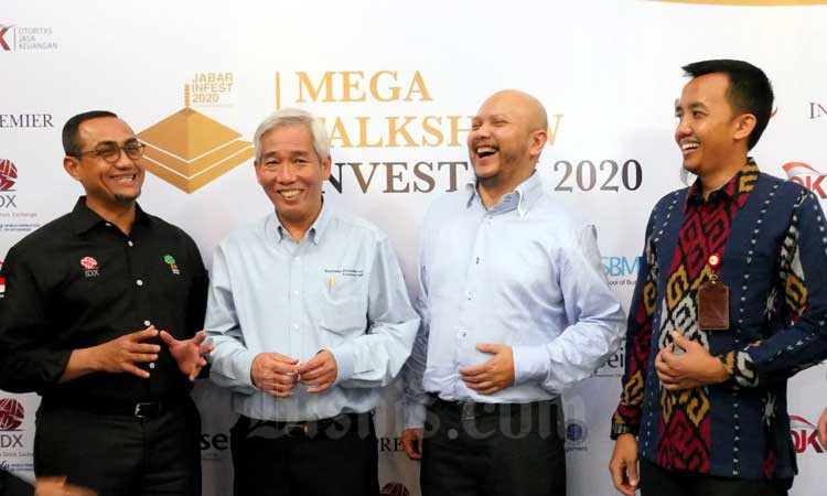 MEGA TALKSHOW INVESTASI 2020