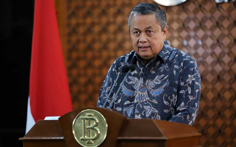 BANK INDONESIA SIAPKAN UANG TUNAI RP450 TRILIUN