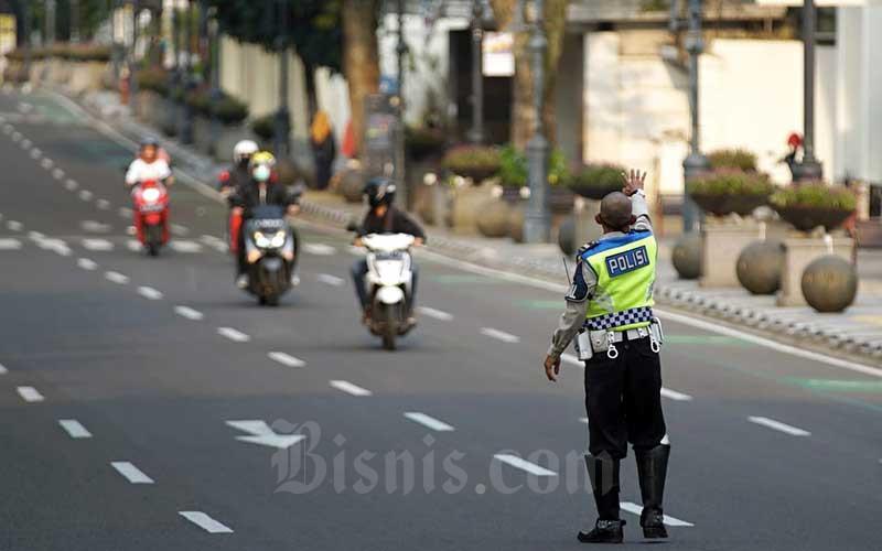Bandung Raya Bersiap Psbb Bisnis Com
