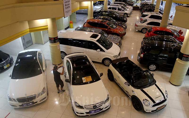 Penjualan Mobil Bekas Lesu Bisnis Com