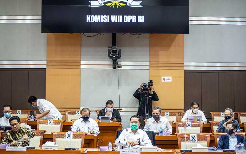 Pemerintah bersama DPR Verifikasi dan Validasi Angka Kemiskinan Indonesia