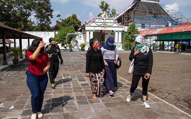 Wisata Keraton Yogyakarta Kembali Dibuka Untuk Umum