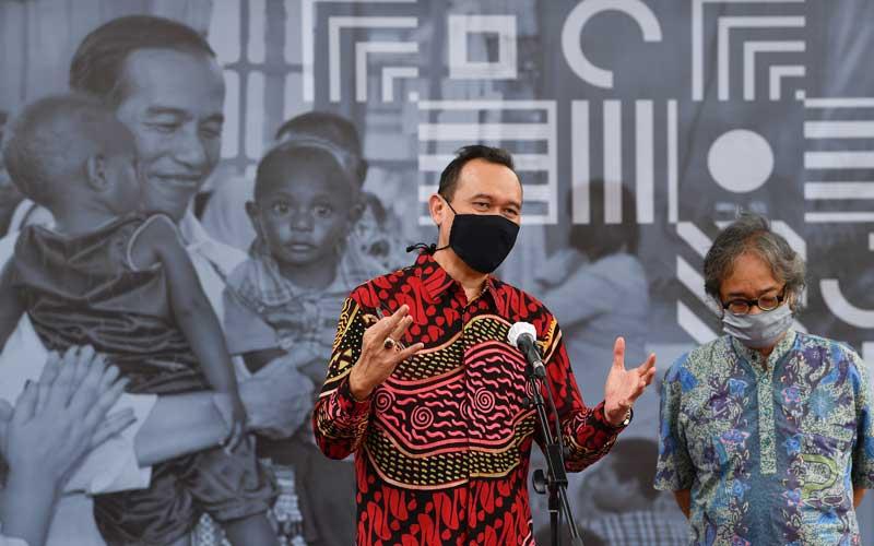 Presiden Jokowi Minta Bantuan Artis, Penyanyi dan Seniman Untuk Sosialisasikan Protokol Kesehatan