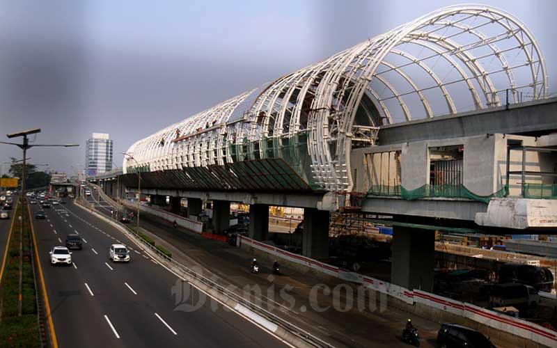 Pemerintah Terus Lanjutkan Pembangunan Infrastruktur Untuk Menyerap Tenaga Kerja