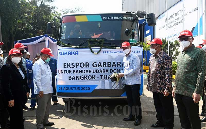PT Bukaka Teknik Utama Tbk. Kembali Ekspor Garbarata ke Thailand
